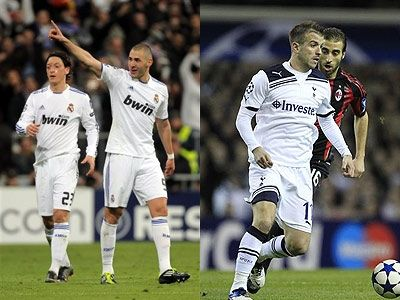 real madrid vs tottenham. Real Madrid vs Tottenham
