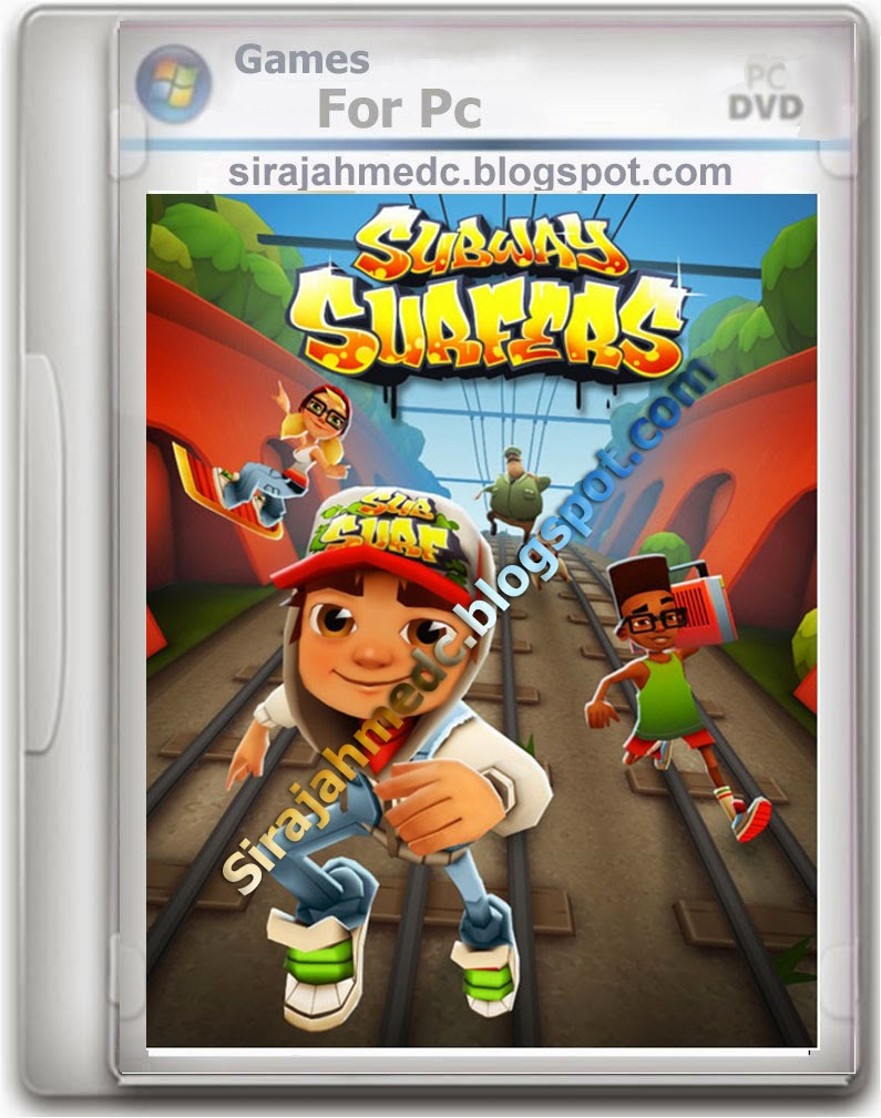 All Softwares Games For You: Subway Surfers PC Game Free Download