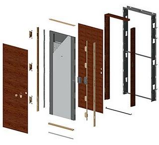 Puertas acorazadas y blindadas aprende a reparar tus for Puerta blindada casa