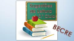Sugestões de Leitura 2.º Ciclo