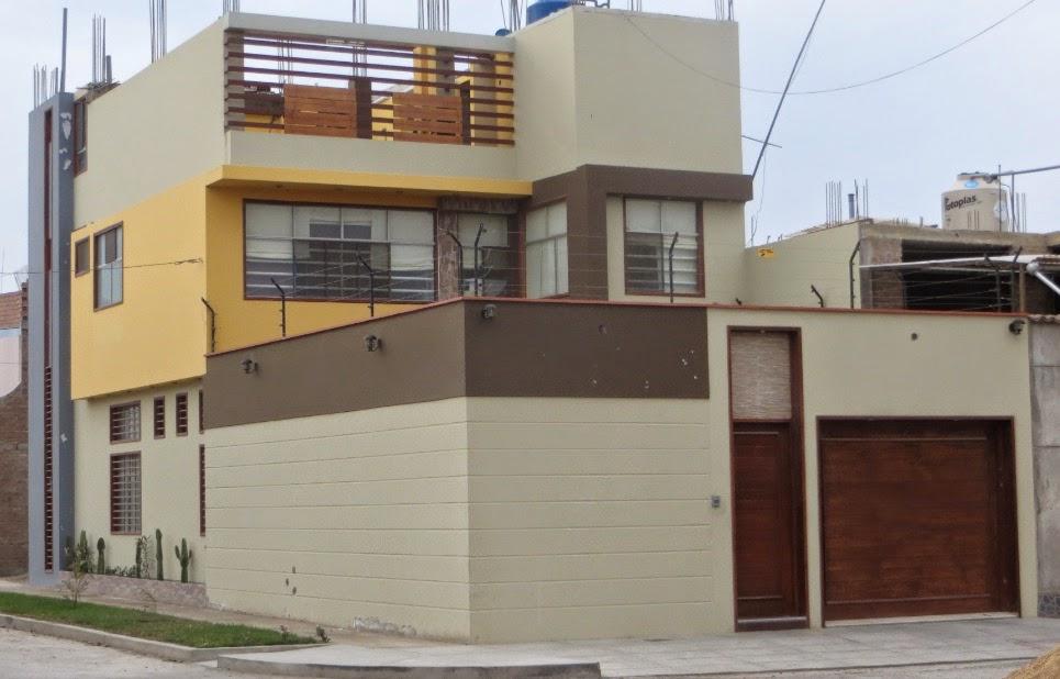 Fachadas y casas lindas casas ubicadas en esquinas for Casas contemporaneas en esquina