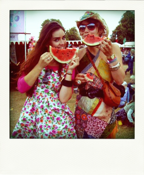Latitude Festival - Fashion and Lifestyle Blogger Emma Louise Layla