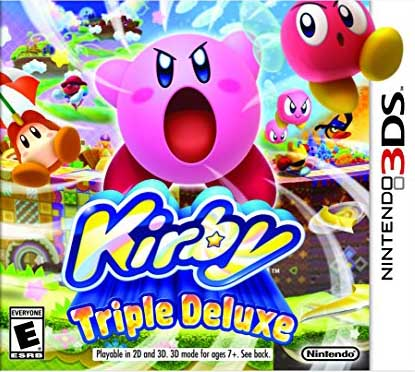 kirby Triple Deluxe Decrypted 3DS EUR