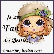J'aime  Besties en francais