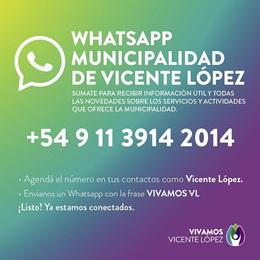 Whatsapp Vicente López