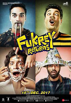 Fukrey Returns 2017 Hindi Official Trailer Download 720p at 9966132.com