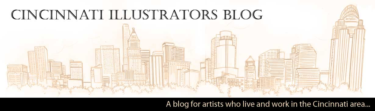 Cincinnati Illustrators Blog
