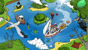 Pozycja jachtu