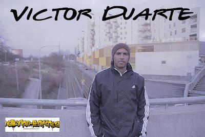 """Entrevista com o rapper Cabo-verdiano/Cubano """"Victor Duarte"""""""
