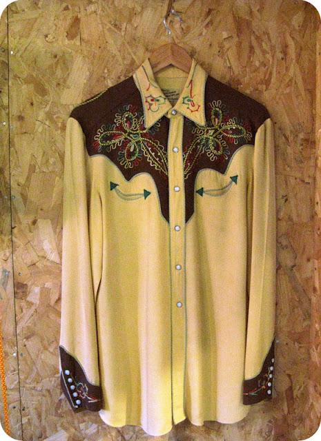 Western blouse - Real Deal in het Rotabs.