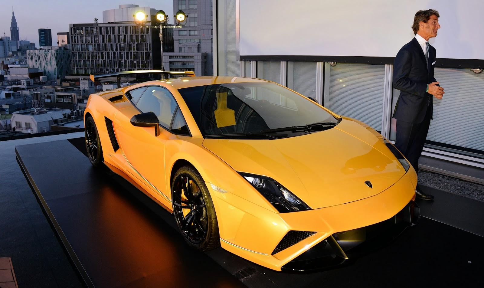 Auto, Auto Industry, Automobile, Business, CEO, Economy, Frankfurt Motor Show, Gallardo LP 570-4 Squadra Corse, Lamborghini, Lamborghini Sports Car, Motor Show, Sports Car, Stephan Winkelmann, Tokyo,