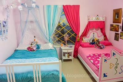 Frozen Disney Bedroom Ideas