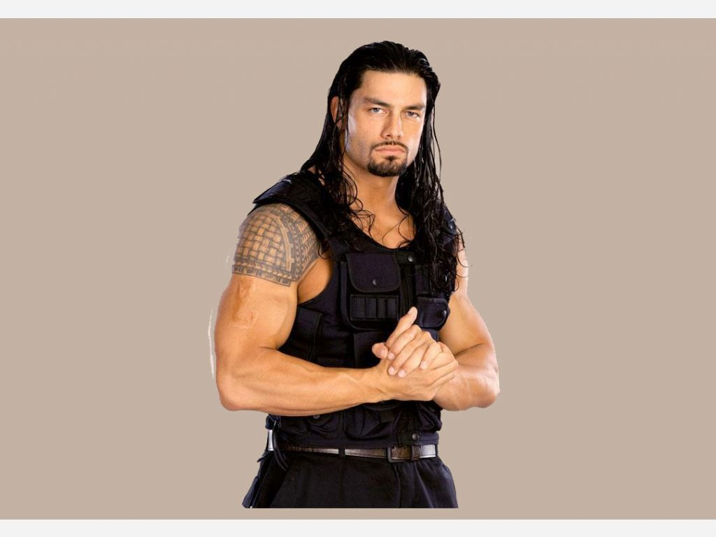 Roman Reigns Desktop Wallpaper - HD Wallpaper And Image Stuff