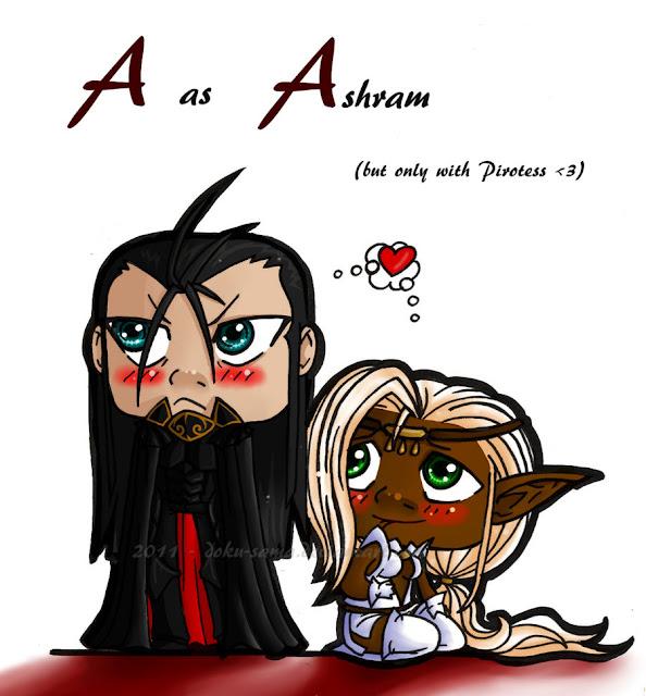 A as Ashram por Doku-sama