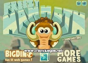 Jugar Freezy Mammoth