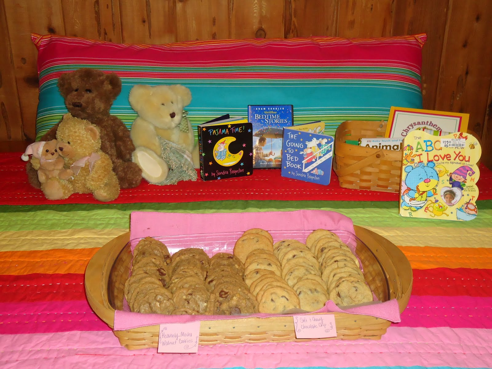 Bedtime Story Baby Shower Games ~ Teaching with tlc the most adorable bedtime story party ever