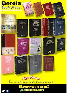Adquira sua Bíblia