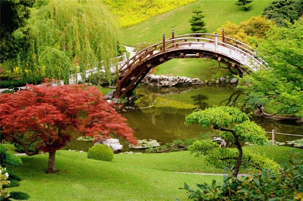 The Most Beautiful Gardens In World
