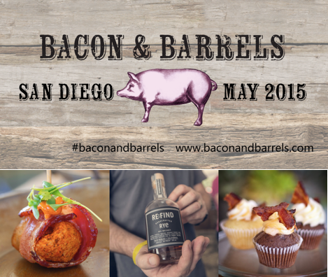 Save $5 and Enter to Win Tickets to Bacon & Barrels