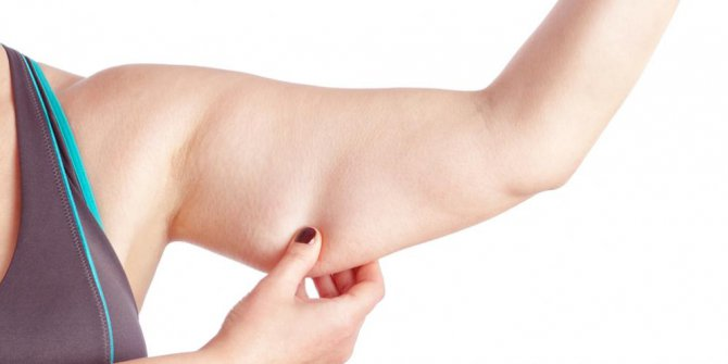 tips mudah menghilangkan lemak di lengan - X nak gemuk
