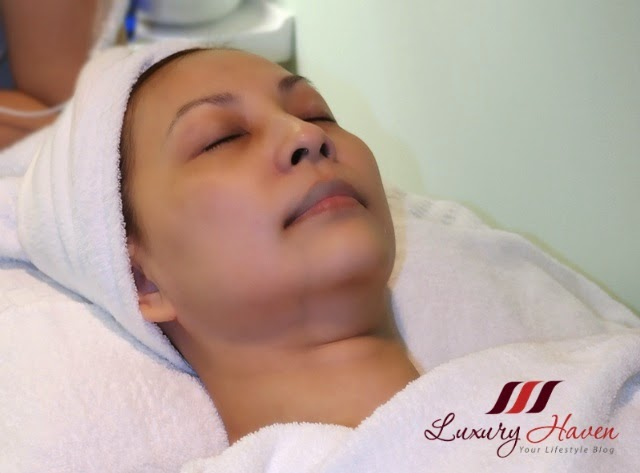 luxuy haven reviews nano microcurrent facial lifting treatment