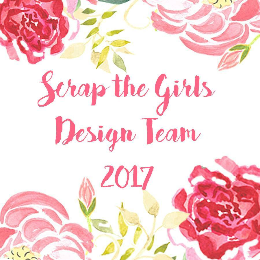 I'm still designing for Scrap The Girls