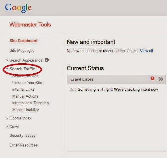 How to Use Google Webmaster Tool to Disavow Bad Backlinks From Your Site
