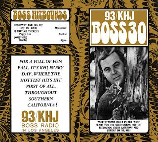 KHJ Boss 30 No. 222 - Bill Wade