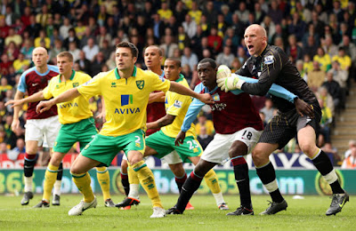 norwich vs aston villa