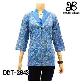 Blouse Batik Wanita DBT-2843