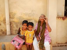 Mon blog de voyage en Inde