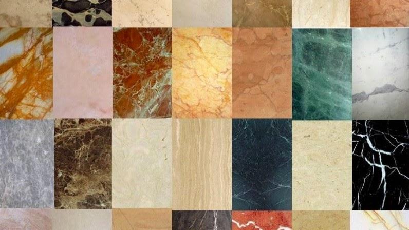 El marmol, roca metamorfica