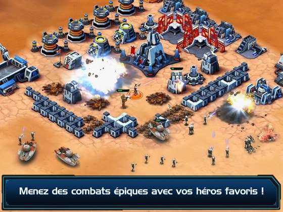 Star Wars Commander for IOS Review