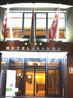 Restaurante-Epaia-Hotel-Abando-Bilbao-Hotel-Abando-Entrada