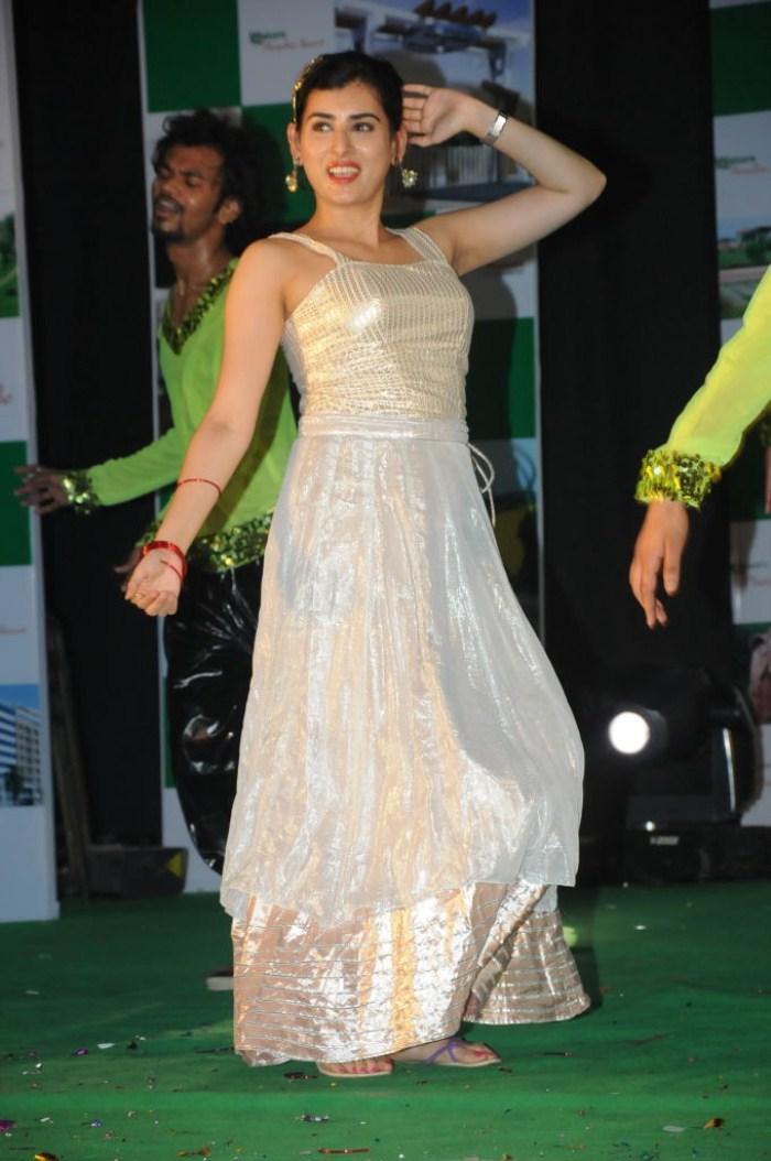 , Archana Veda Dancing At Nature Paradise Resort