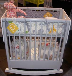 Bassinet Crib Combo2