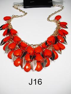 kalung aksesoris wanita j16