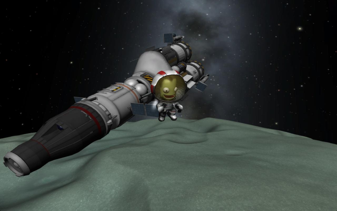 Habitation Module Eve an Extra Habitation Module