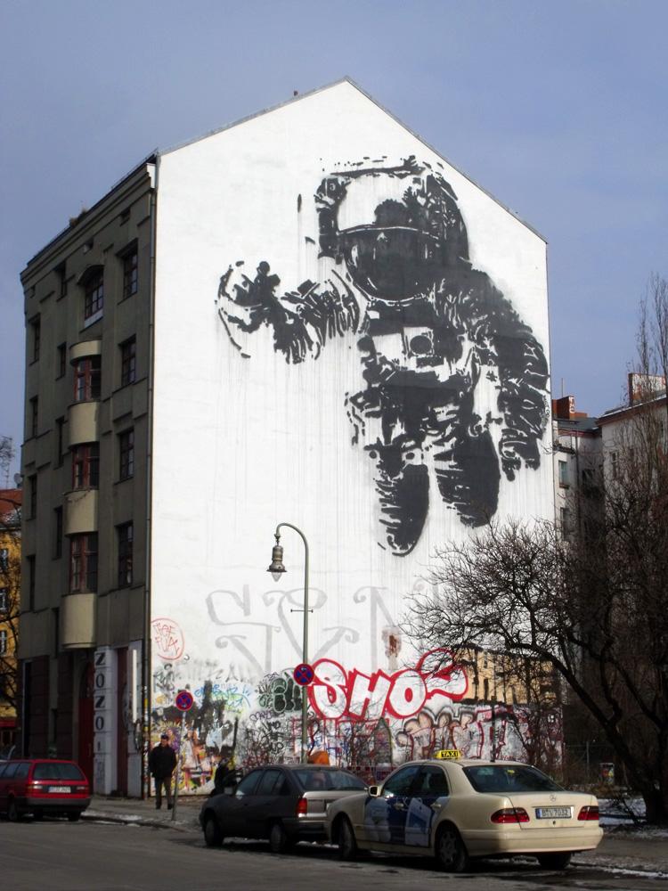 das Blog: Berlin Street Art - Kreuzberg