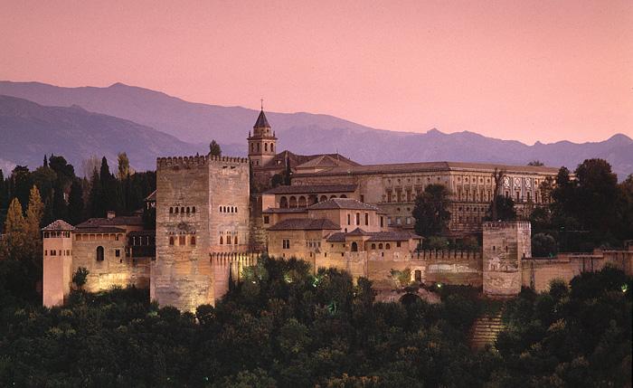 Palais de l'Alhambra
