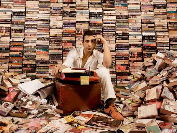 Os autores de ficção mais vendidos da história