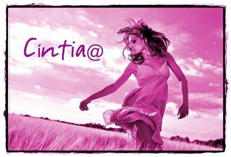 """Cíntia - """"A felicidade é o caminho"""""""