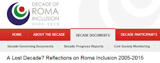 http://www.romadecade.org/news/a-lost-decade-reflections-on-roma-inclusion-2005-2015/9809