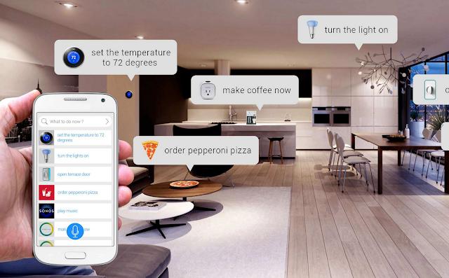 Smart Homes y el Internet de las Cosas