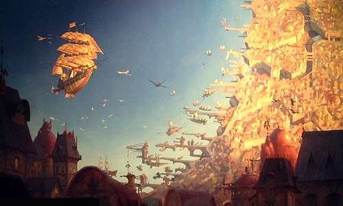 The Book of Worlds: Reference: Treasure Planet