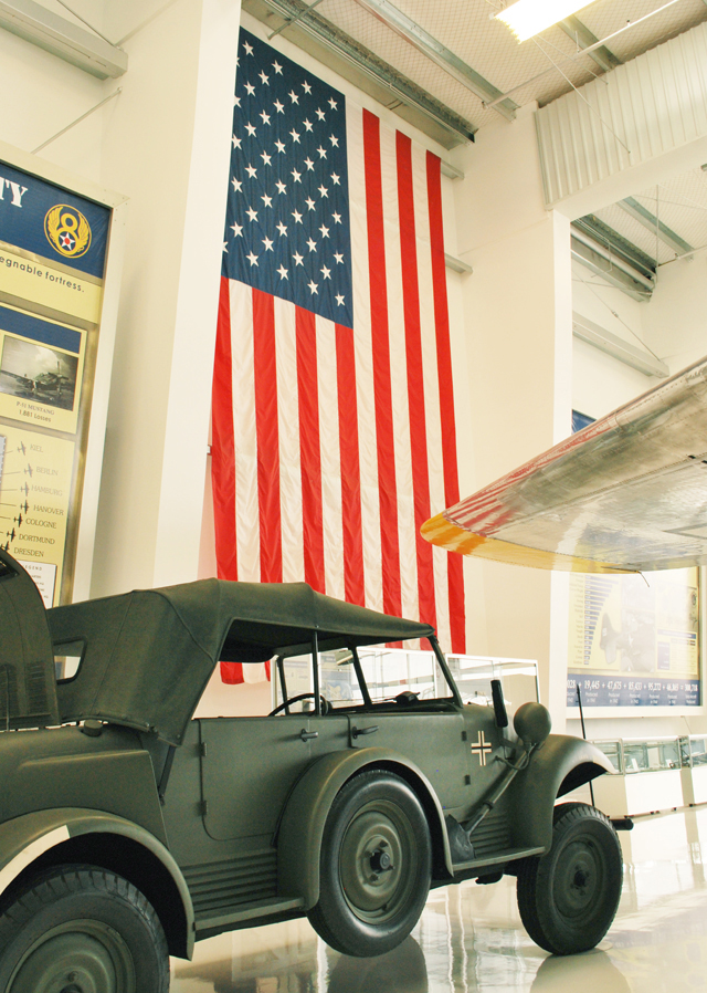 Visiting Orange County's Lyon Air Museum / WWII Planes, Motorcycles, Cars & Trucks
