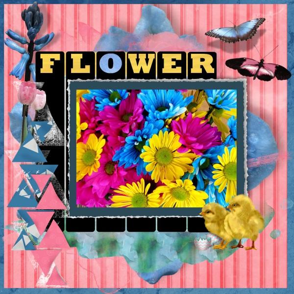 April 2017 - lo 3 Flower