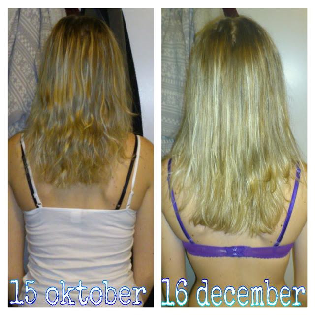 få längre hår