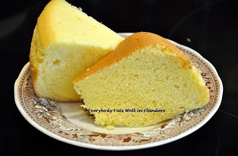 Everybody Eats Well In Flanders Rice Cooker Orange Chiffon Cake
