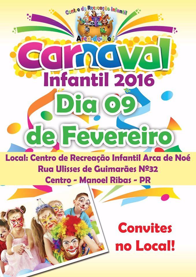 CENTRO DE RECREAÇÃO INFANTIL ARCA DE NOÉ